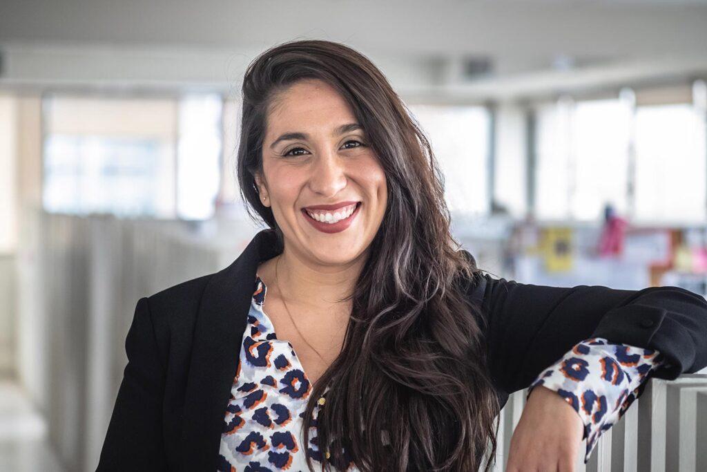 Ángela Cattan, Gerente de Valor de Sawa: incentivos y tecnología.